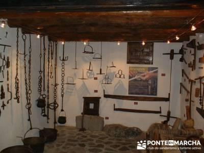 Museo etnográfrico Ordesa; grupo de senderismo madrid; club de senderismo
